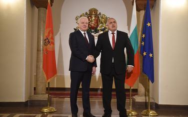 Marković sa Borisovim