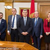 Brajović i Popović sa delegacijom ALDE