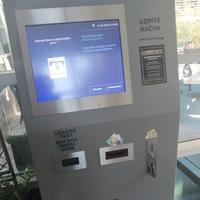 """Izdaje i račun, ali ne fiskalni: Parkomat u restoranu """"And1"""""""