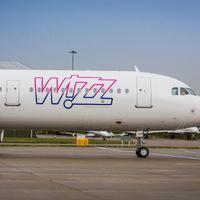 Avion kompanije Wizz Air