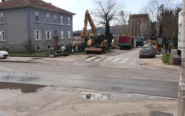 Juče na gradilištu na Seljanovu
