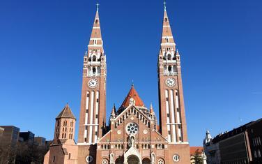 Katedrala u Segedinu
