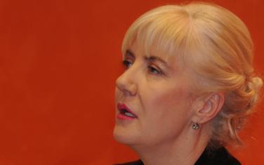 Ana Đukanović Kolarević na predavanju u gradskoj biblioteci