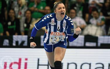 Spremna za osvetu: Jovanka Radičević na prvoj utakmici sa Đerom