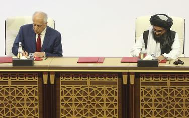 Sporazum je potpisan u prijestonici Katara