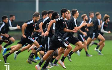 Igrači mladog tima Juventusa