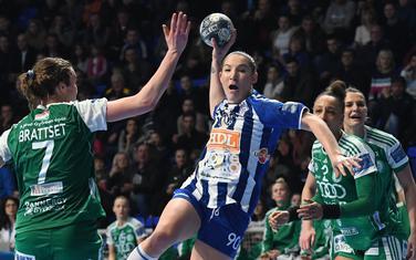 Poslije njene povrede igra Budućnosti u napadu se raspala: Milena Raičević