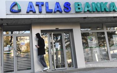 Stečaj uveden u aprilu prošle godine: Atlas banka