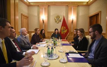 Sastanak sa predstavnicima HRA
