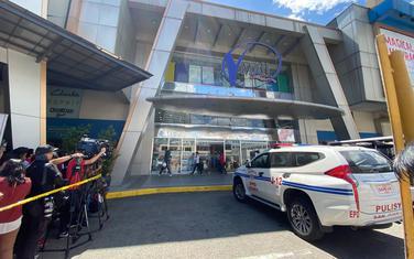 Tržni centar u kome su 30 osoba taoci u Manili na Filipinima