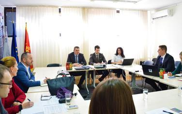 Komisija za pripremu crnogorske verzije pravne tekovine EU