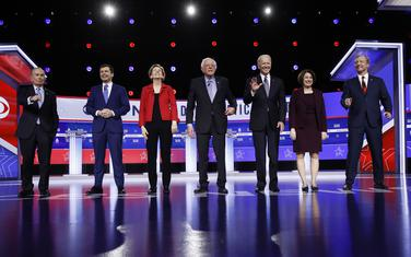 Sa debate demokrata