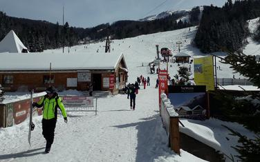 "U subotu se moglo skijati na Ski-centru ""Kolašin 1450"""