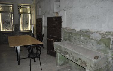 Unutrašnjost zatvora