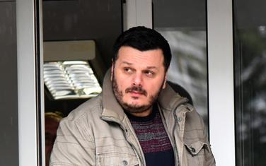 Direktor Istraživačkog centra MANS-a, Dejan Milovac
