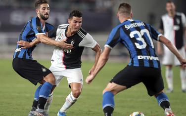 Sa jednog od duela Intera i Juventusa