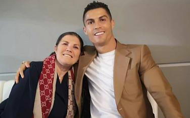 Ronaldo i njegova majka