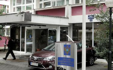 Sjedište Poreske uprave u Podgorici
