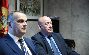 Gazivoda i Muhadinović nisu bili bezbjednosno interesantna lica: Katnić