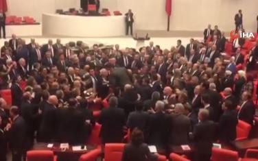 Detalj iz Parlamenta Turske