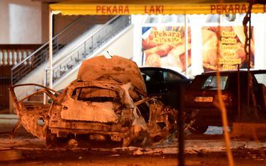 Nakon eksplozije u kojoj je stradao Božović, a Keković teško povrijeđen