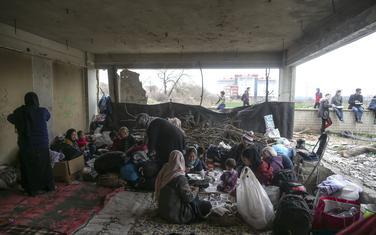 MigrantI u Jedrenu