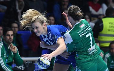Zagrijavanje za četvrtfinale: Barbara Lazović