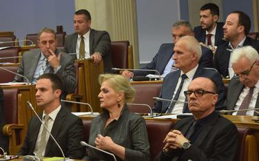 Liderske ambicije u Crnoj Gori je najlakše iskazati u politici: Poslanici u Skupštini