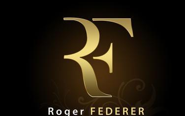 Logo Rodžera Federera