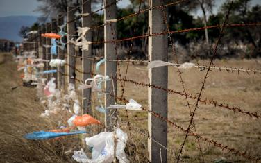 Plastične kese iz trgovina često završe u prirodi