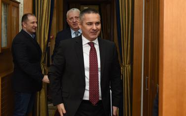 Veljović i Lazović dolaze na sjednicu odbora