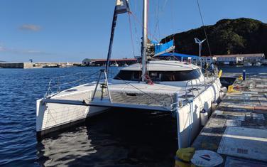 Brod kojim je krijumčaren kokain