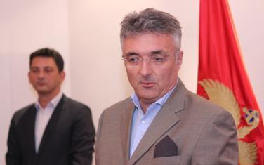 Disciplinska komisija imala samo jednu raspravu: Vlahović sa kolegom Darkom Pajovićem