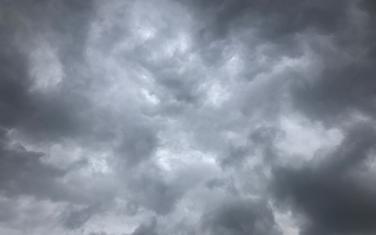 Ilustracija, oblačno