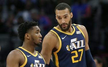 Mičel i Gober, prvi NBA igrači pozitivni na koronavirus