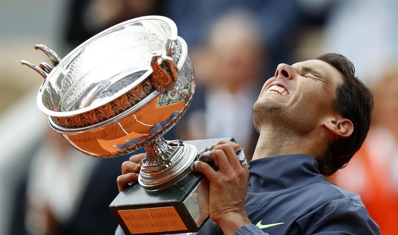 Nadal brani trofej u muškoj konkurenciji