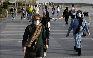 Detalj iz Teherana, glavnog grada Irana