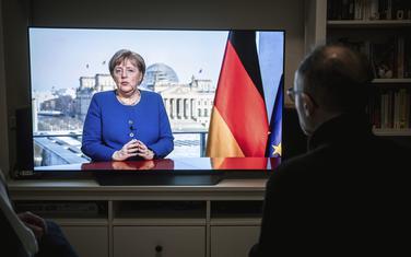 Njemačka kancelarka u večerašnjem obraćanju naciji: Angela Merkel