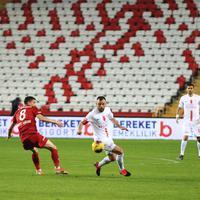 Nema više - detalj sa utakmice Antalija - Sivaspor odigrane u ponedjeljak