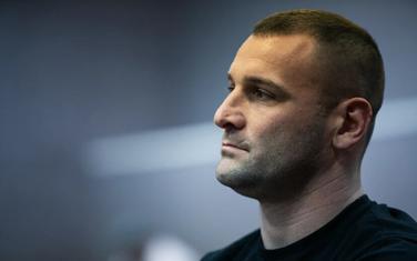 Odlično mu je u karantinu: Miroslav Vujović