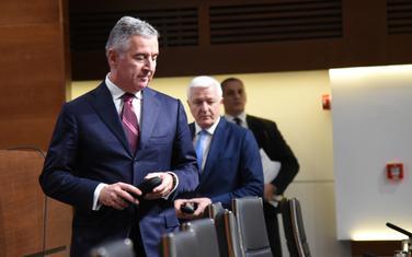 Front bi pričao i o tehničkoj vladi: Đukanović i Marković