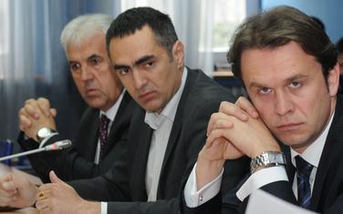 Damjanović i Konjević na sjednici Odbora (arhiva)