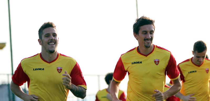 Stevan Jovetić i Stefan Savić