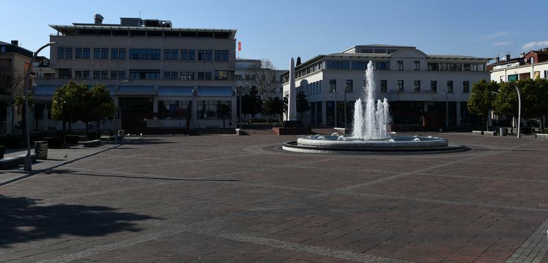 Trg nezavisnosti u Podgorici