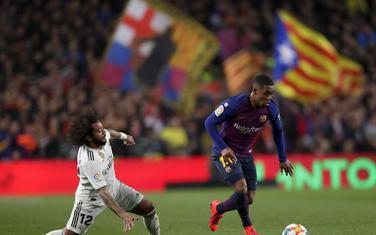 Malkom se nije naigrao u dresu Barselone