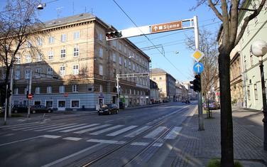 Vlaška ulica u Zagrebu