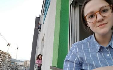 Dani u karantinu počinju izlaskom na prozor: Irina Stamatović