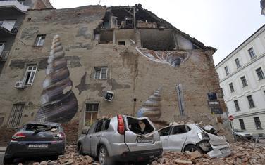 Zagreb nakon zemljotresa