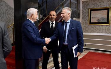Marković sa Raonićem i Zoranom Vujičićem iz GA