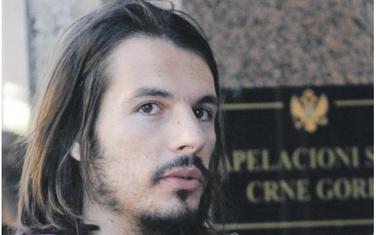 Kaznu platio, ostao dužan 11 mjeseci zatvora: Miloš Marović